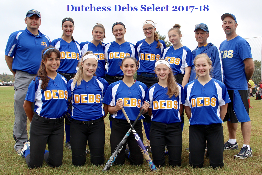Debs Select 2018 Official label