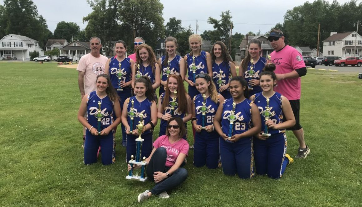 Battling Strong emotions and InjuriesDutchess Debs Gold 14U grind out another USSSA Tournament Win