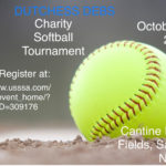 Come out and support Dutchess Debs Charity Softball Tournament