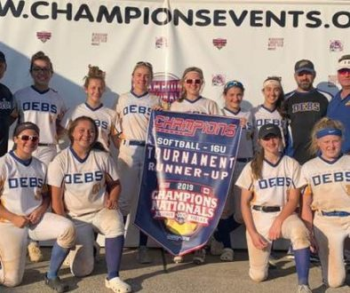 14U Debs take 2nd place at 16U Champions Nationals
