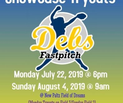 Dutchess Debs 16U Showcase tryouts