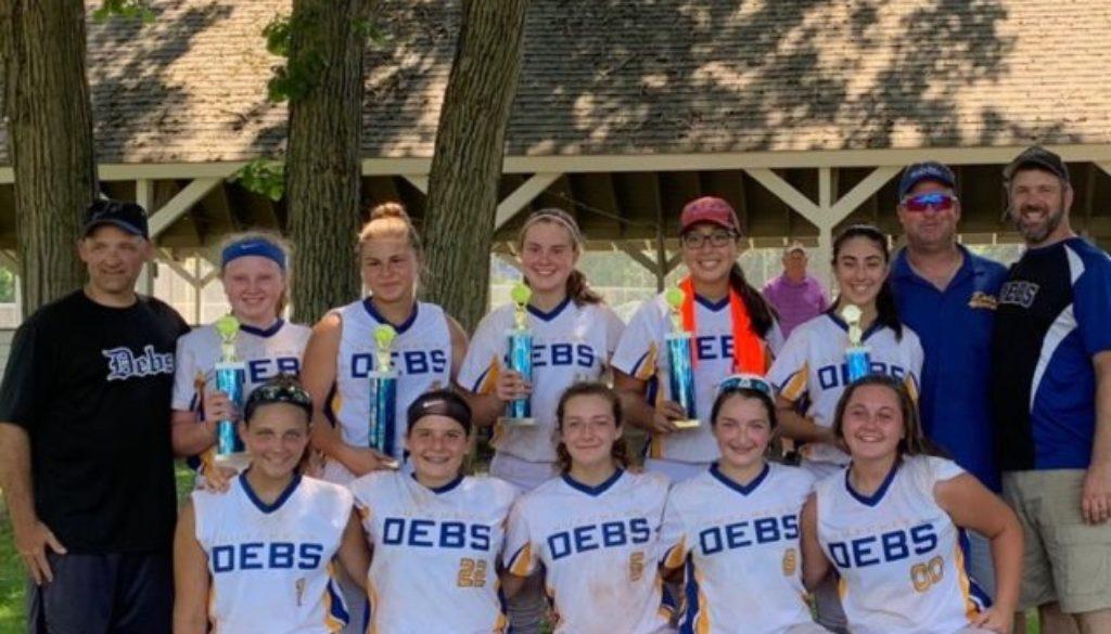 DEBS 14U Prevail at Summer Storm 6-0