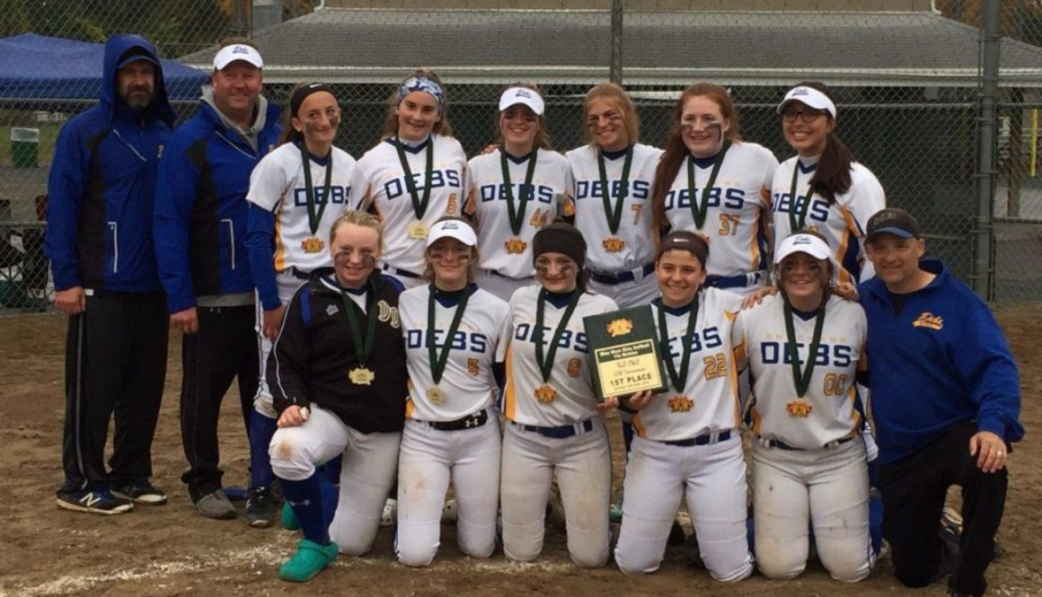 Miss Shen Fall Chill Champs going 7-0