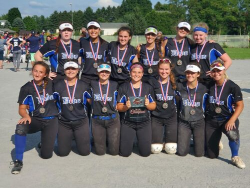 Electric City Bombers Upstate Classic Champions